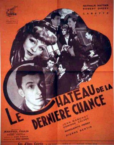 Affiche Le Château de la Dernière Chance
