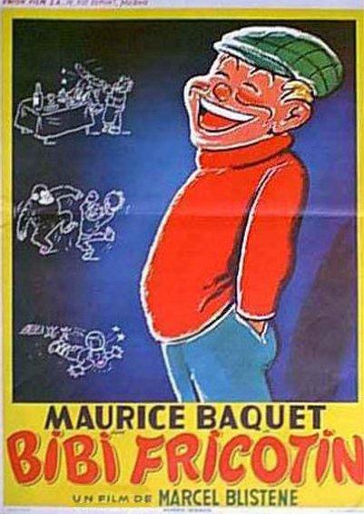 Affiche Bibi Fricotin