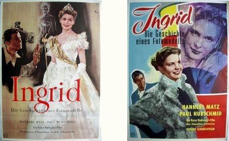 Ingrid – Die Geschichte eines Fotomodells
