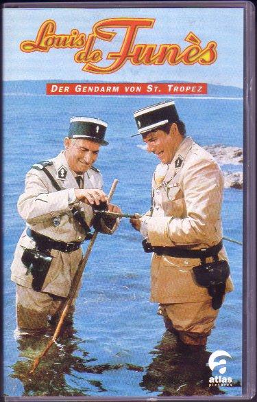 Der Gendarm  von St.Tropez