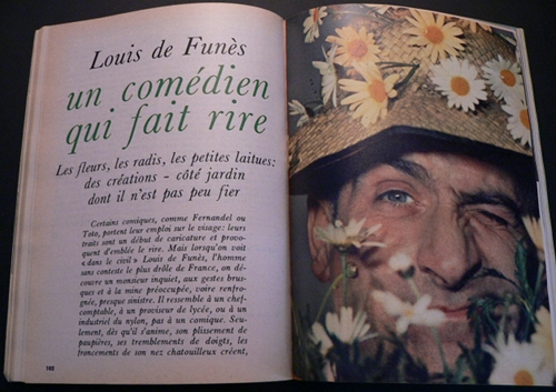 Louis de Funès dans Constellation