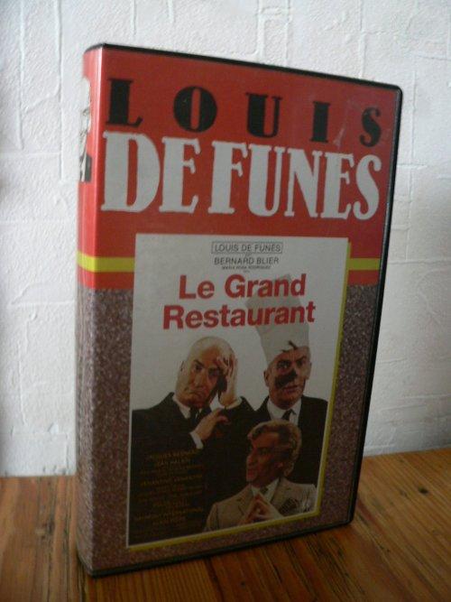 Le Grand Restaurant VHS