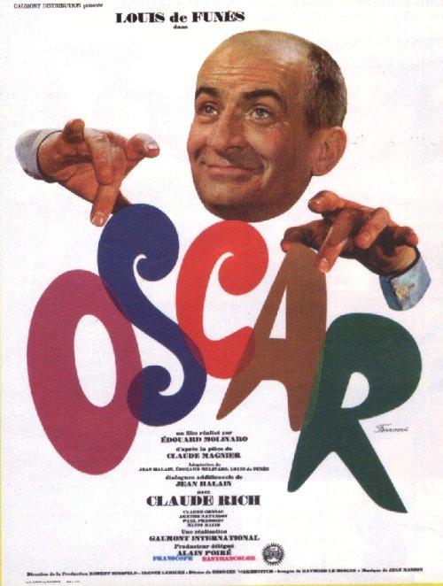 Affiche Oscar