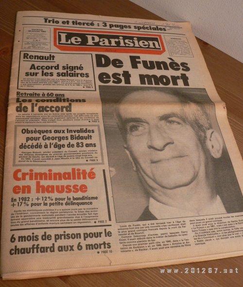 Le Parisien Libéré