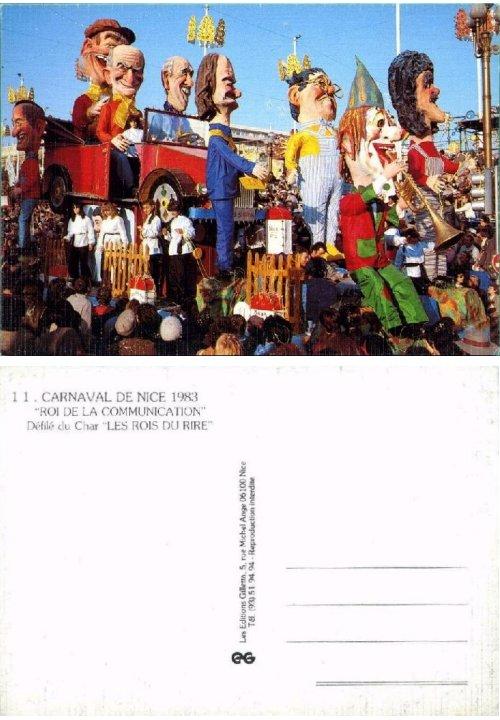Carnaval de Nice 83