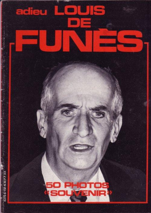 Adieu Louis de Funès