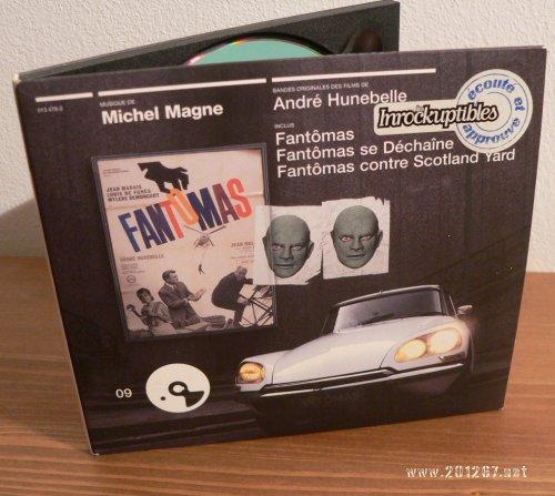 CD Fantomas