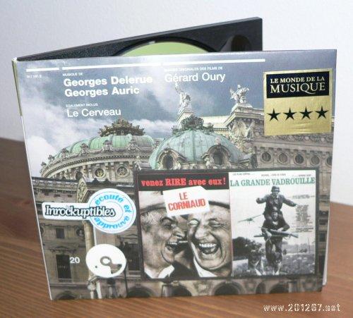 CD Le Corniaud & La Grande Vadrouille