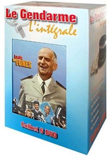 Gendarme (Le), l'intégrale (dvd)