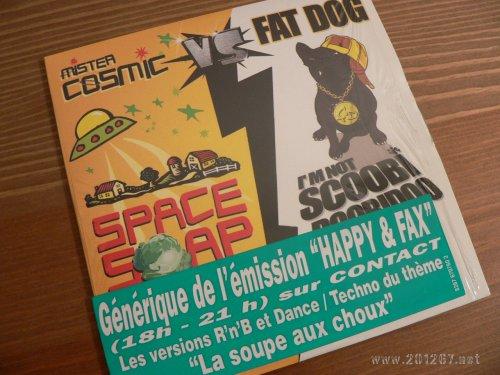 """La soupe aux choux """"Space Soap"""""""
