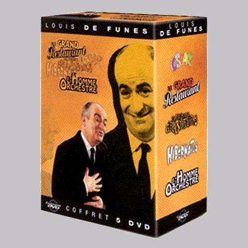 Coffret 5 films Gaumont