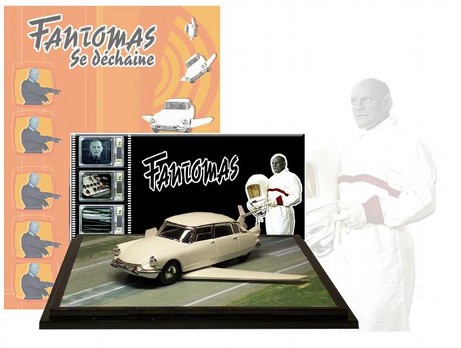 DS volante Fantomas