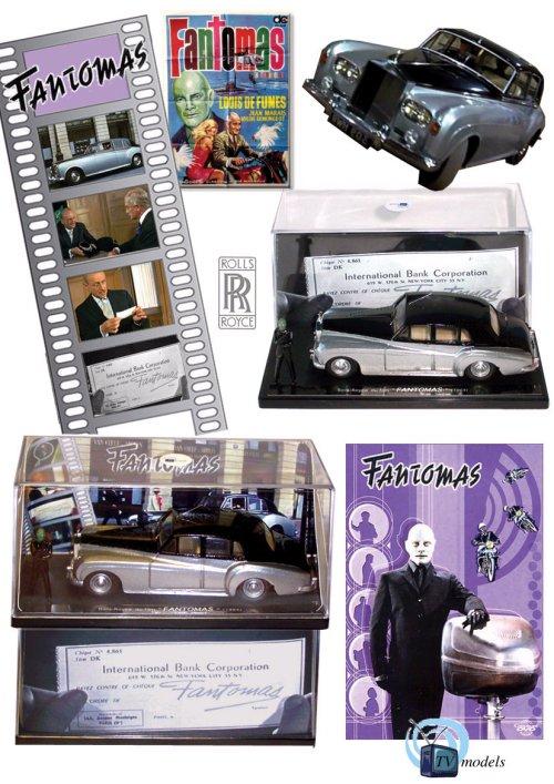 Rolls Royce Fantomas
