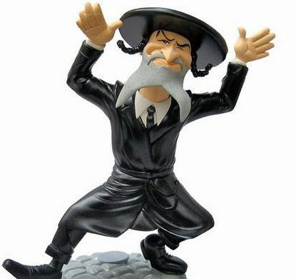 Statuette Rabbi Jacob