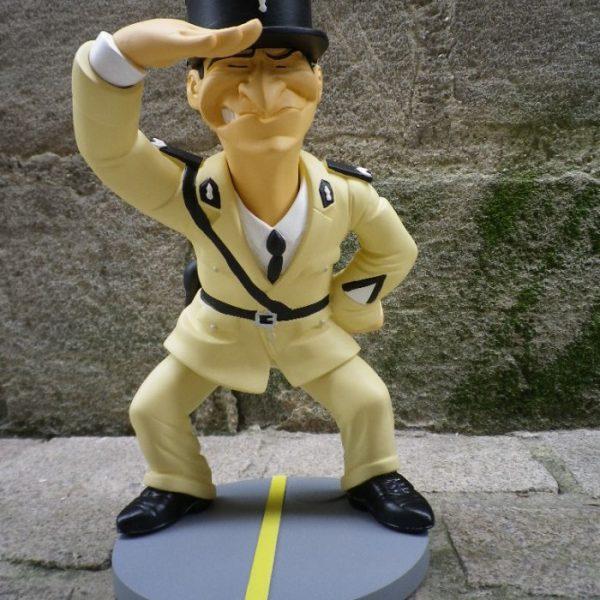Statuette Le gendarme de Saint-Tropez