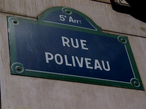 Rue Poliveau (Paris 5)